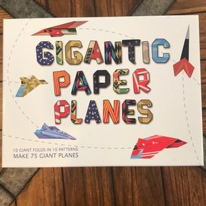 Other - NWT gigantic paper planes activity